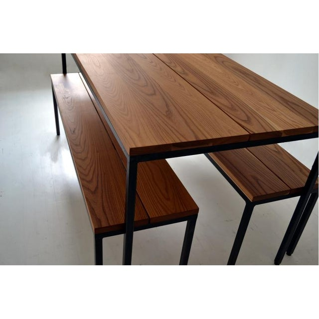 Modern Atsuko Table For Sale - Image 3 of 5