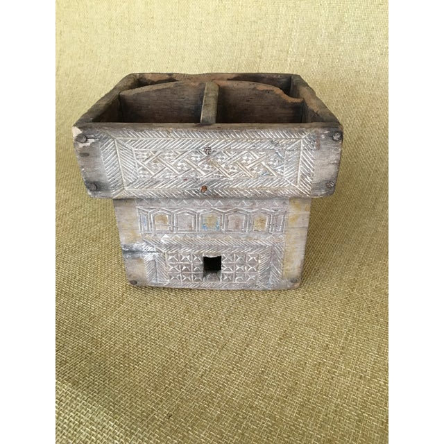 20th Century Asian Style Wood Box For Sale - Image 11 of 13