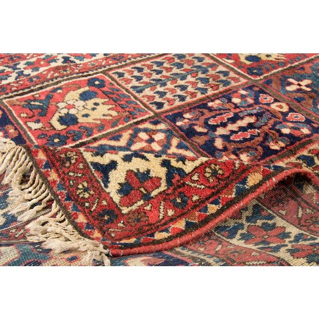 """Vintage Apadana Persian Rug - 4'10"""" X 6'7"""" - Image 3 of 3"""