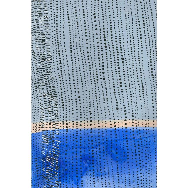 "Shorelines IV - Watercolor Print - 11"" X 14"" - Image 1 of 4"