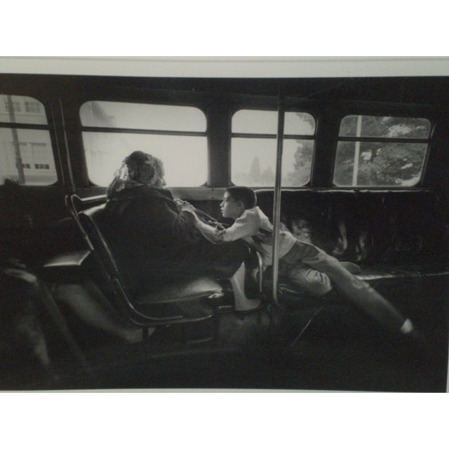 Vintage Black & White Signed Photograph - Image 3 of 5