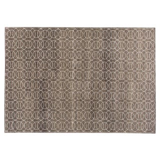 """Stark Studio Rugs Contemporary New Oriental Rug - 6'2"""" X 8'9"""" For Sale"""