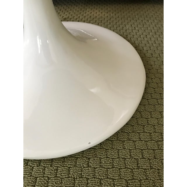 Saarinen Style Tulip Side Table - Image 6 of 8