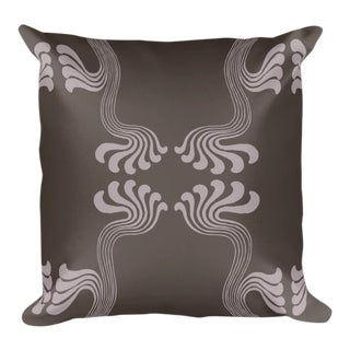 Art Nouveau Thyself Throw Pillow For Sale