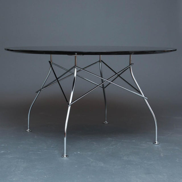 Kartell Glossy Table by Antonio Citterio For Sale - Image 10 of 10