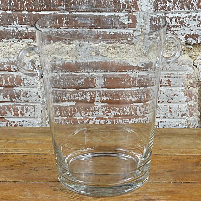 Handblown Glass Champagne Bucket - Image 4 of 4