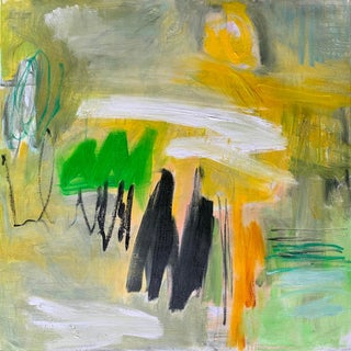 """""""Moonshine"""" by Trixie Pitts Abstract Expressionist Oil Painting For Sale"""