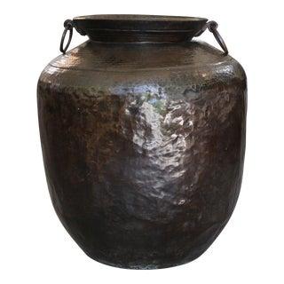 Copper Pot. For Sale