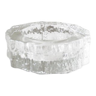 Iittala Finland Aslak Bowl Ashtray Tapio Wirkkala Danish Modern Candle Holder For Sale