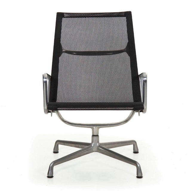 2000 - 2009 Charles and Ray Eames for Herman Miller Aluminum Group Lounge Chair For Sale - Image 5 of 13