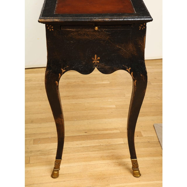 Painted Louis XV Style Console Table For Sale - Image 10 of 13