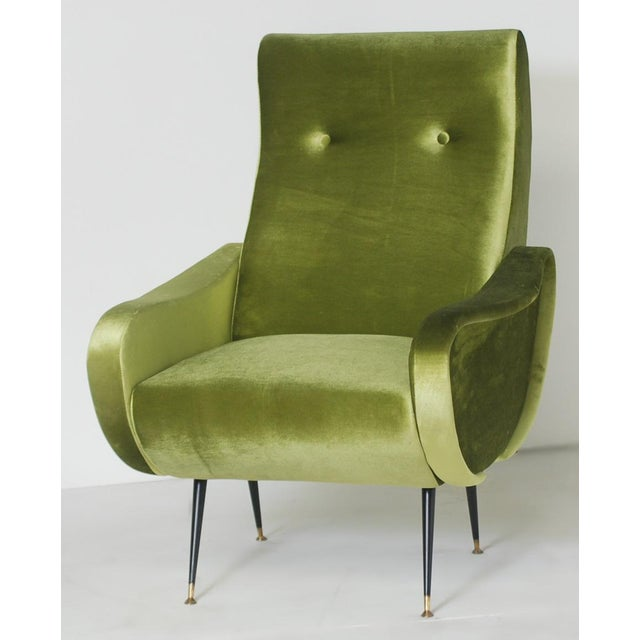 Marco Zanuso Style Mid-Century Lady Chairs - A Pair - Image 6 of 6