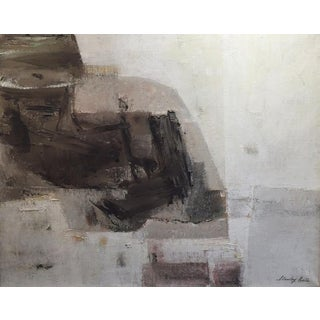 Stanley Bate, Storm King Painting, Circa 1960 For Sale