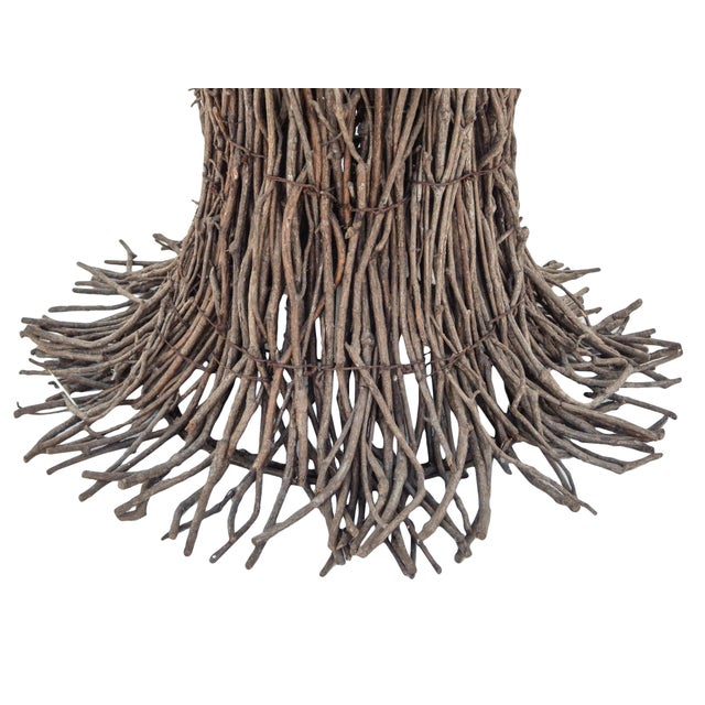Willow Twig Table Base For Sale In New York - Image 6 of 9