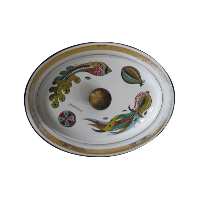 Georges Briard Lidded Dish - Image 1 of 6