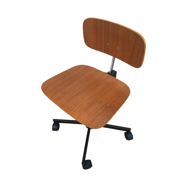 Rabami Stole Danish Office Chair For Sale