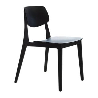 Swiss Design Patented Felber C14 Wood Chair For Sale