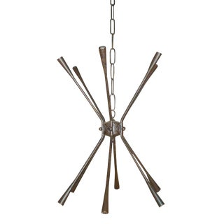 Bradley Christopher Sputnik Chandelier