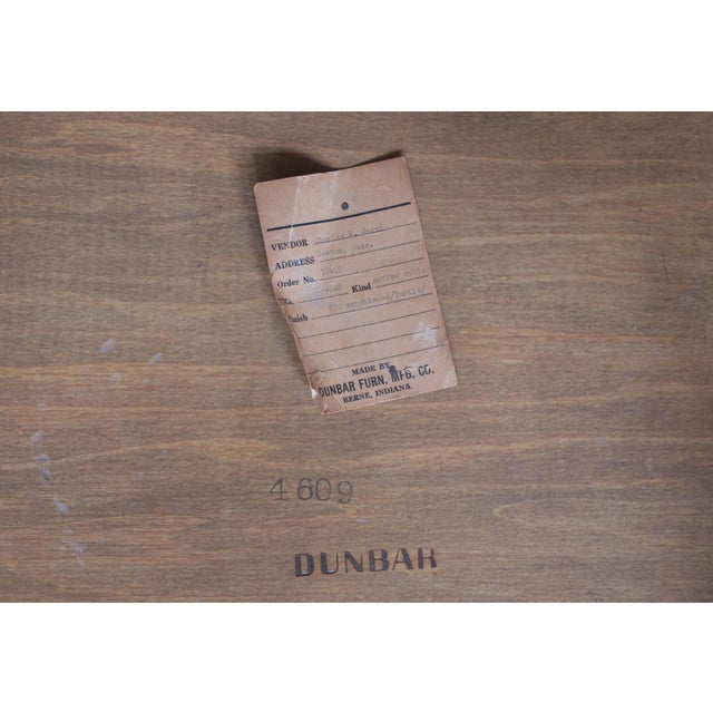 Mahogany Cocktail Table by Edward Wormley for Dunbar - Image 7 of 7