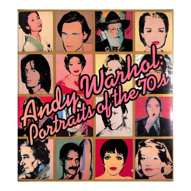 Andy Warhol: Portraits of the 70's Book - Image 1 of 6
