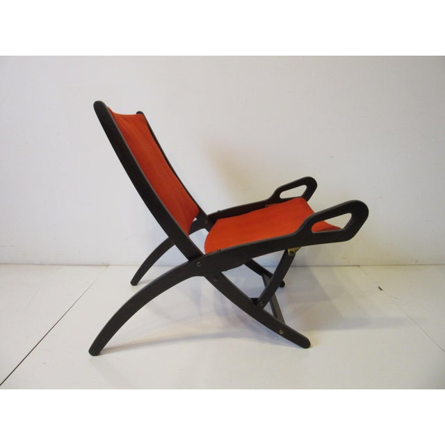 Mid-Century Modern Gio Ponti Lounge Chairs for Fratelli Reguitti Italy For Sale - Image 3 of 13
