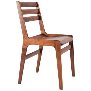 Asa Pingree Fenelon Wood Chair in American Walnut