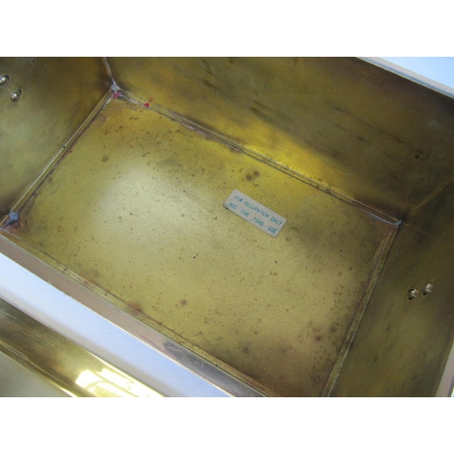 Brass Lided Box For Sale - Image 12 of 13