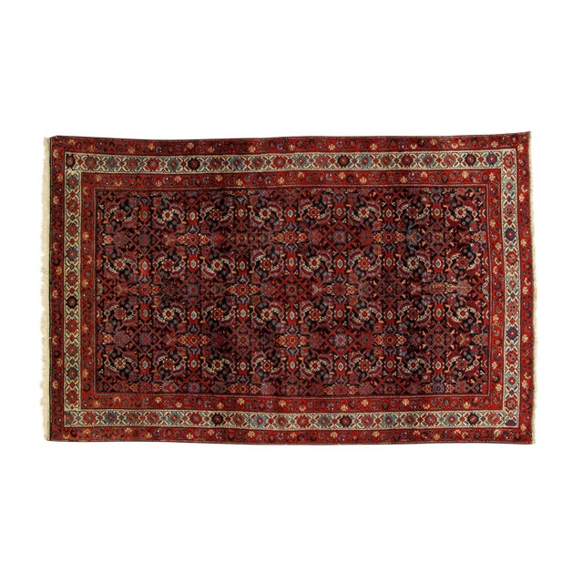 "Leon Banilivi Antique Persian Rug - 6'6"" X 4'1"" For Sale"