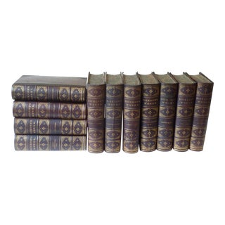 Collection of 11 Volumes of Charles Dickens, 11 pieces