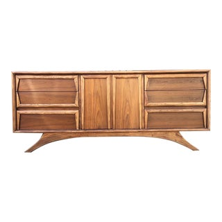 Statement Credenza by Kroehler For Sale