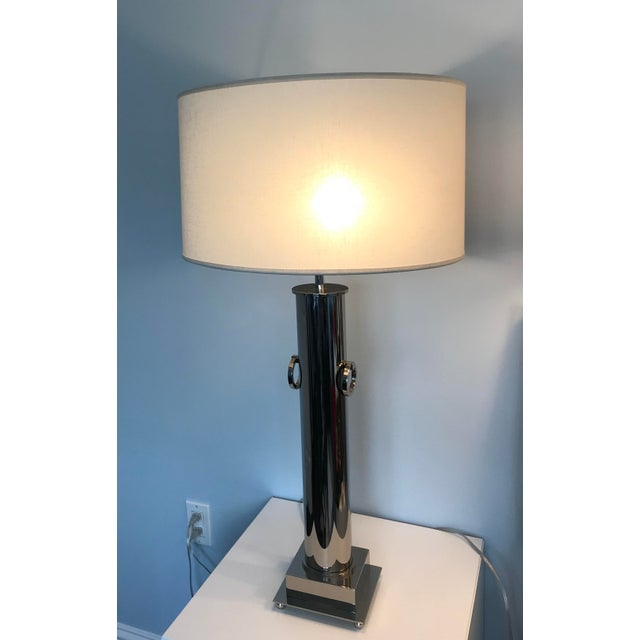 Restoration Hardware Table Lamp - Image 5 of 5