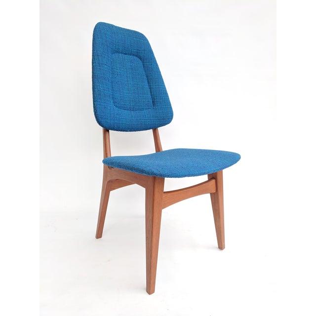 Mid-Century Modern 1960s Scandinavian Modern Sorheim Bruk Teak Dining Chairs - Set of 10 For Sale - Image 3 of 13