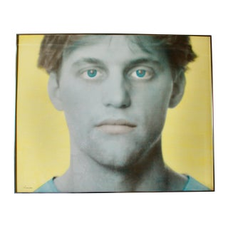 Mikhail Baryshnikov Photograph by Donald Lokuta, Framed For Sale