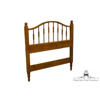 20th Century British Colonial Ethan Allen Twin Size Headboard Preview
