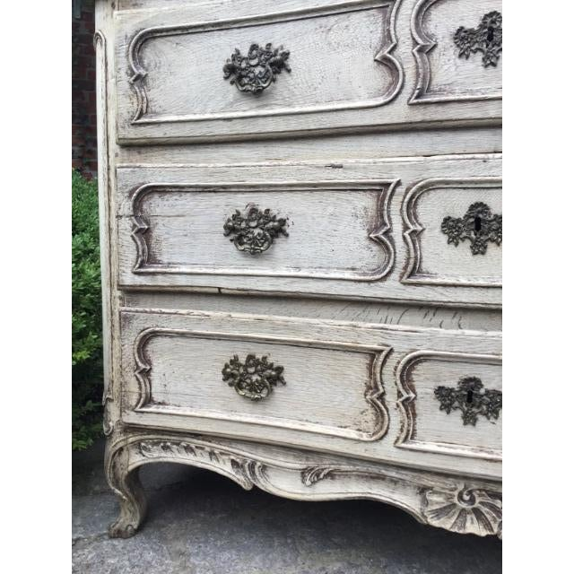 Mid 18th Century 18th C. Louis XV Commode For Sale - Image 5 of 9