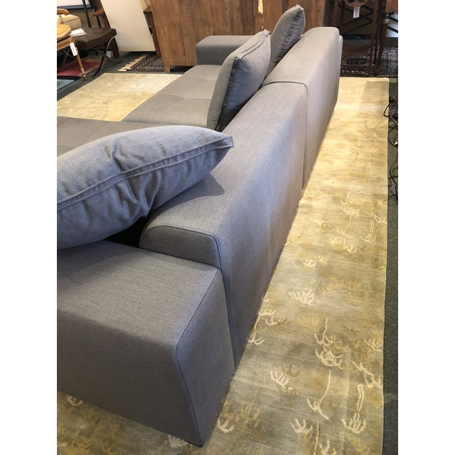New Della Robbia Eureka 2pc Sectional For Sale - Image 11 of 12
