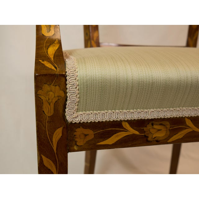 1920's French Armchair With Inlay - Image 5 of 7