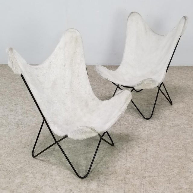 Mid Century Knoll Butterflies Chairs - a Pair For Sale - Image 11 of 12