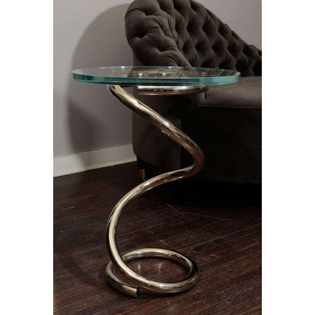 Custom Spring Table For Sale In New York - Image 6 of 8