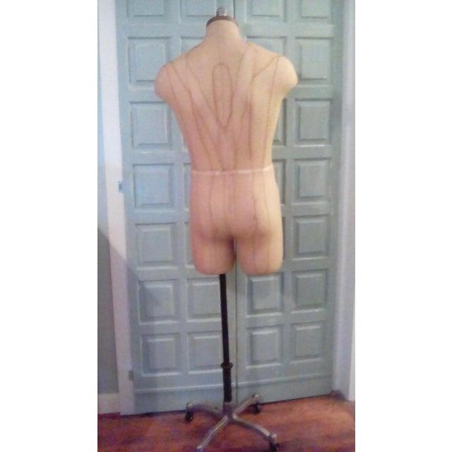 Vintage Adjustable Male Mannequin - Image 5 of 7