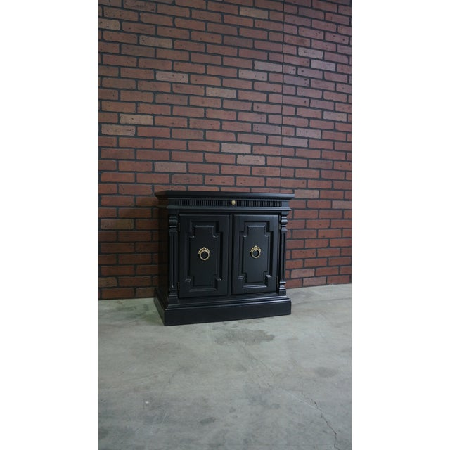 Drexel Heritage French Regency Nightstands - A Pair For Sale - Image 9 of 9
