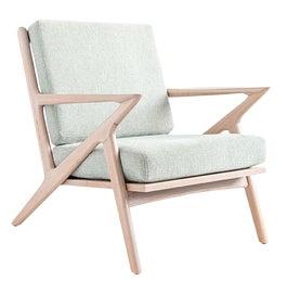 Image of Mid-Century Modern Slipper Chairs