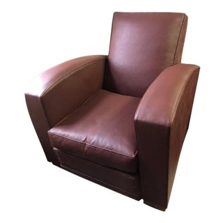 1940's Vintage Club Chair For Sale