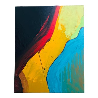 2021 Abstract Painting by Stan Edwards For Sale