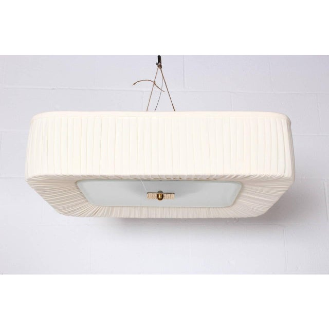 Flush Mount Light Fixture by Paavo Tynell for Idman - Image 3 of 10