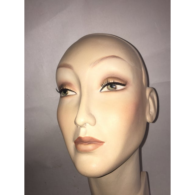 Ara Soner Mannequin Head & Eyelashes - Image 4 of 9