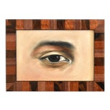 Image of Contemporary Lover's Eye Oil Painting by Susannah Carson For Sale