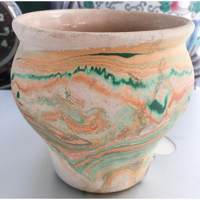 Vintage Nemadji Pottery Vase Chairish