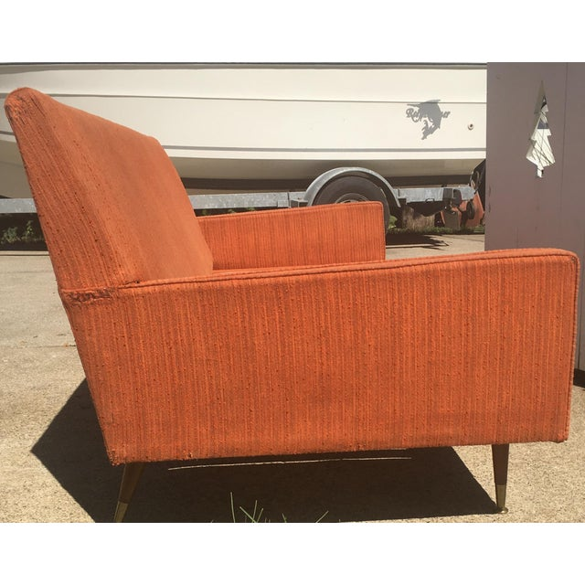 Vintage Mid Century Danish Modern Sofa - Image 3 of 10