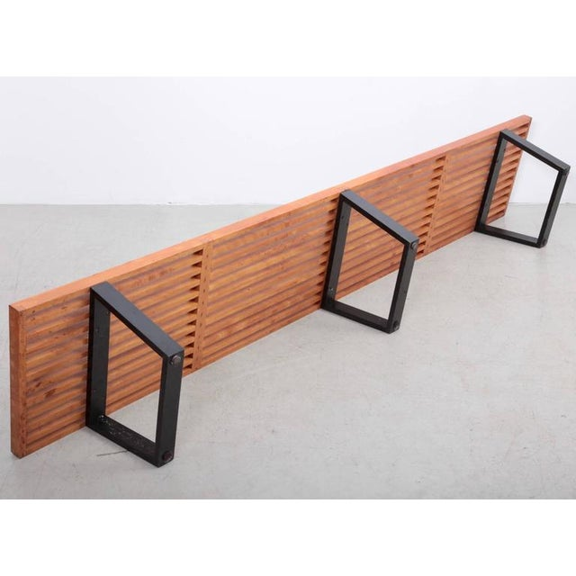 Largest George Nelson Slat Bench for Herman Miller For Sale - Image 6 of 7